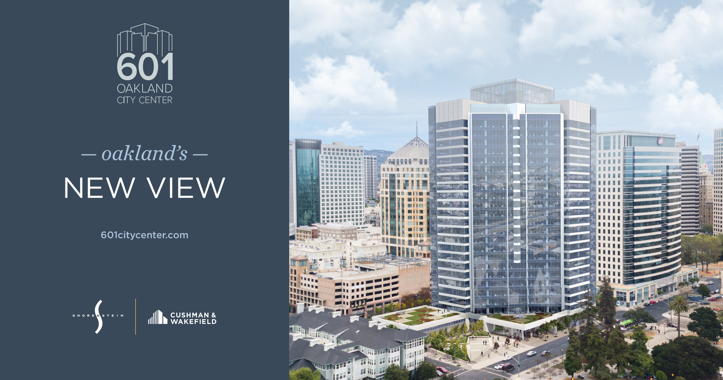 601 City Center Envision Your Space